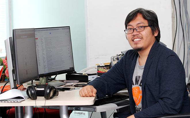Achmad Zaky Founder Bukalapak.com