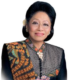 wirausaha wanita indonesia yang mendunia martha tilaar (gambar: marthatilaar website)
