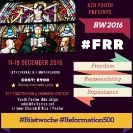 RW2016 Youth Camp