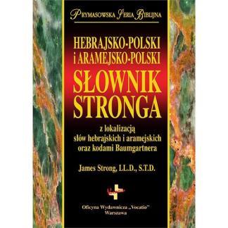 Hebrajsko-polski i aramejsko-polski Słownik Stron -4865