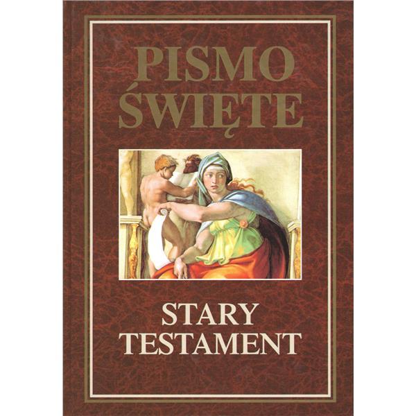 Pismo Św. czterotomowe/ okł.brąz-4961
