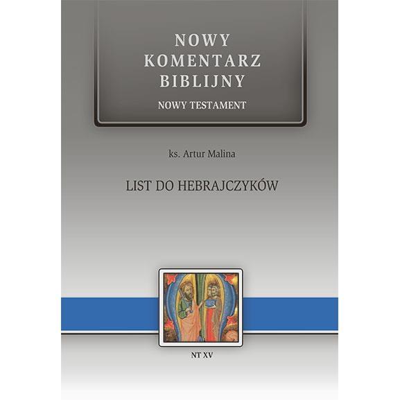 Nowy komentarz List do Hebrajczyków-5226
