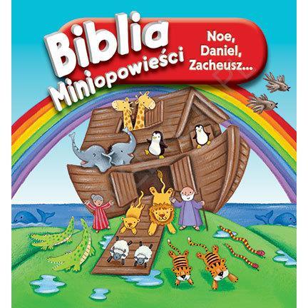 Biblia. Miniopowieści. Noe, Daniel