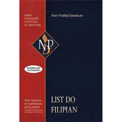 List do Filipian Nowy przekład dynamiczny