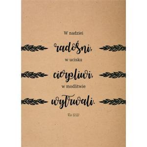 Mój dziennik-NATURAL-liście