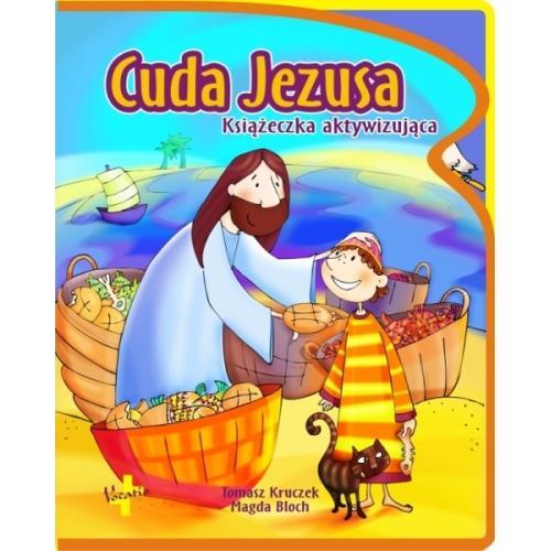 Cuda Jezusa - książeczka aktywizująca