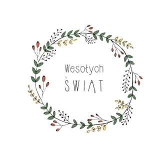 Kartka świąteczna WARTO