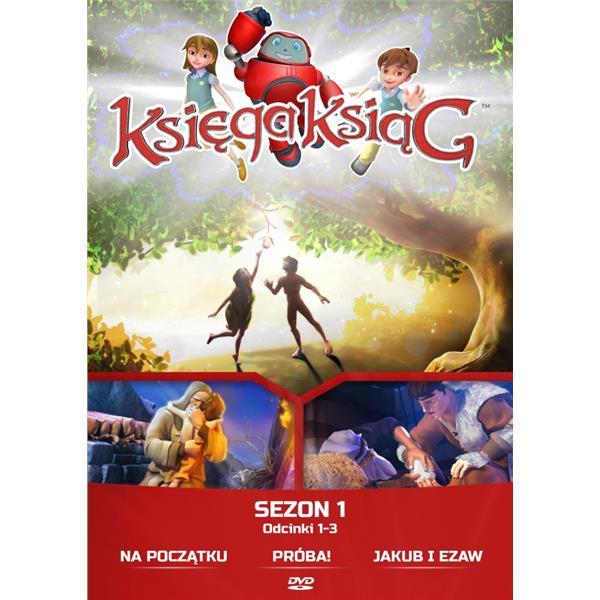 Księga Ksiąg - sezon 1, odc. 1-3