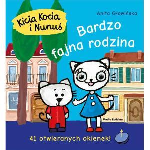 Kicia Kocia i Nunuś - Bardzo fajna rodzina