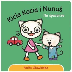 Kicia Kocia i Nunuś - Na spacerze
