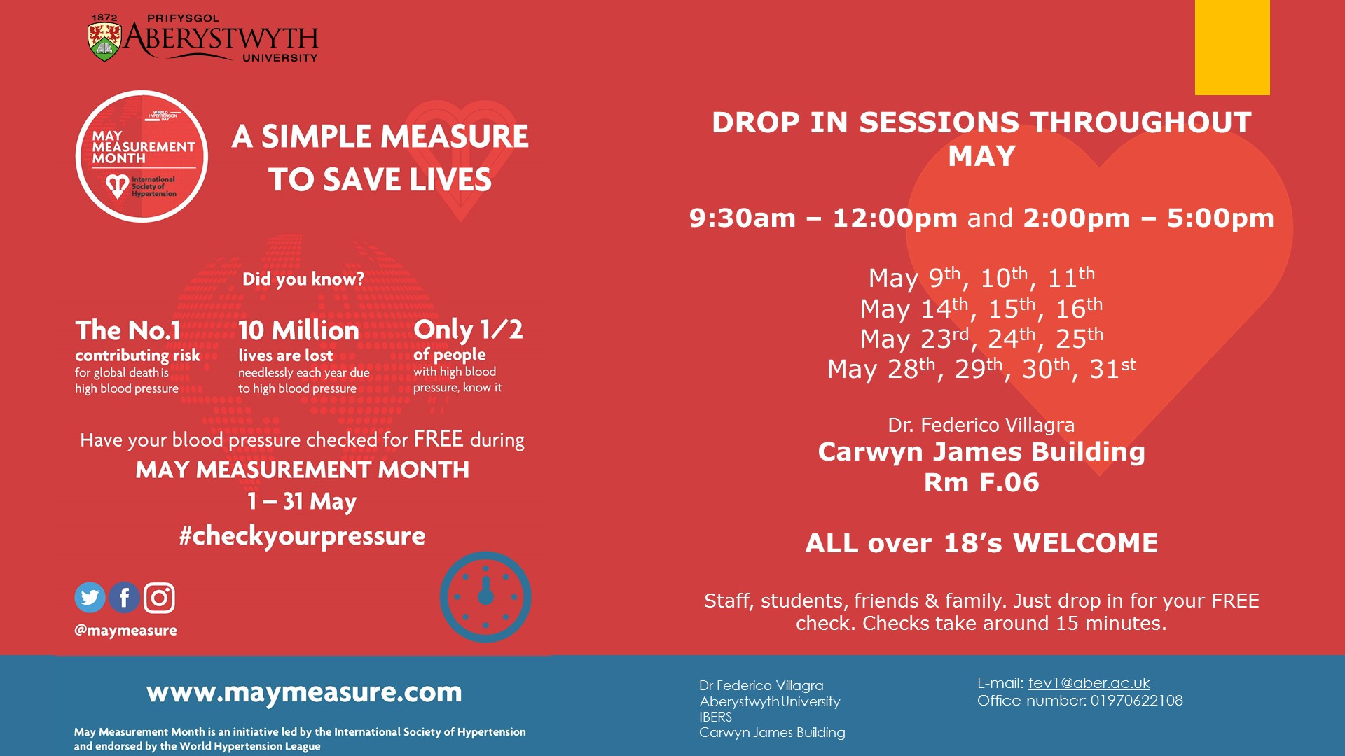 May Measurement Month