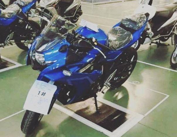 new suzuki gsx r 250