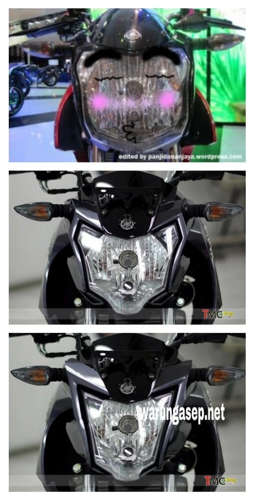 Vixion Advance Merah Jari Jari : vixion, advance, merah, Modifikasi, Motor, Vixion, Advance, Modif, Indonesia, Otomotif, Mania