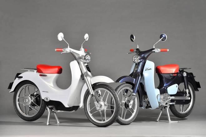 dua concept motor honda