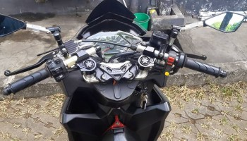 Top modifikasi mio m3 ala nmax