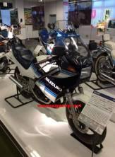 Suzuki RG250 di Suzuki Plaza Jepang (Dok. Adi Purnama )