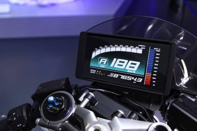 motor listrik yamaha pes2 speedometer