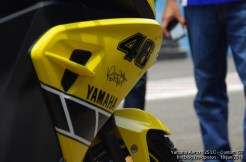 aerox strip kuning