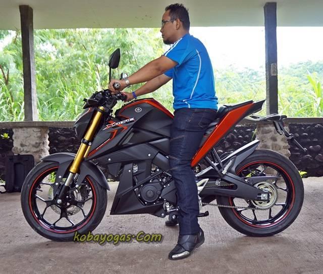 Berapa Penjualan Yamaha Xabre di Bulan Maret 2017? Lihat di 10 Motor 150cc Terlaris...