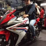 adi naik tokyo motorcycle show 2016