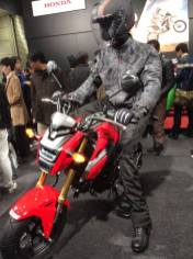 msx 2016 tokyo motorcycle show 2016
