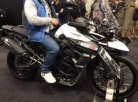 triump tiger tokyo motorcycle show 2016