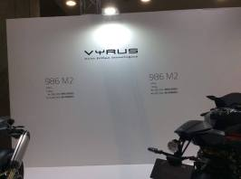 vyrus tokyo motorcycle show 2016