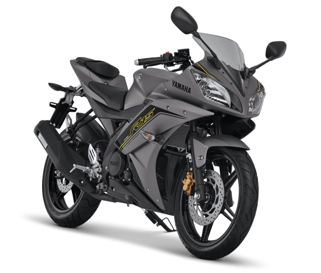 YZF-R15 Speed Grey