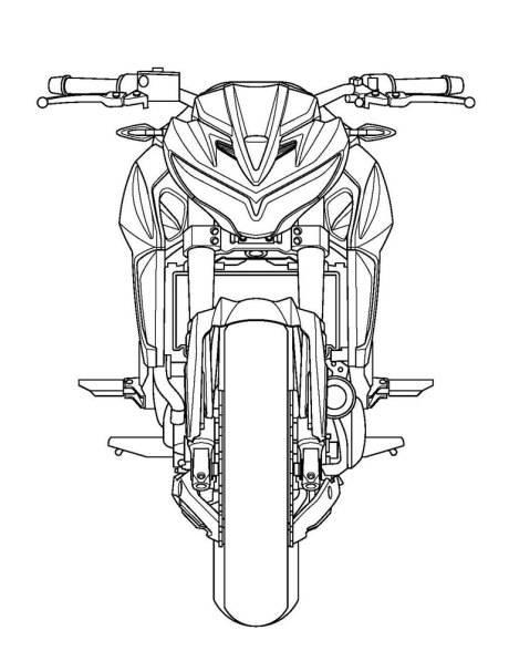 depan kymco 650cc