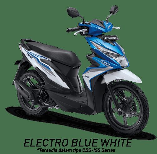 warungasep all new honda beat electro blue white