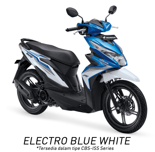 warungasep all new honda beat electro blue white