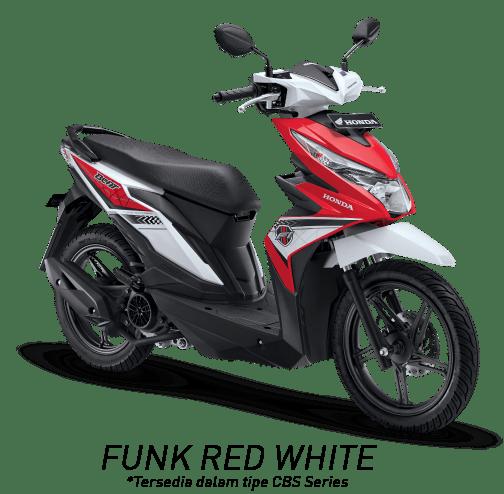 warungasep all new honda beat funk red white
