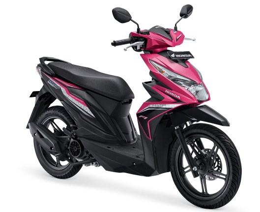 warungasep all new honda beat fusion magenta black