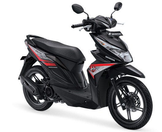 Foto Studio 8 Warna All New Honda Beat Esp 2016 Ada Pilihan Warna