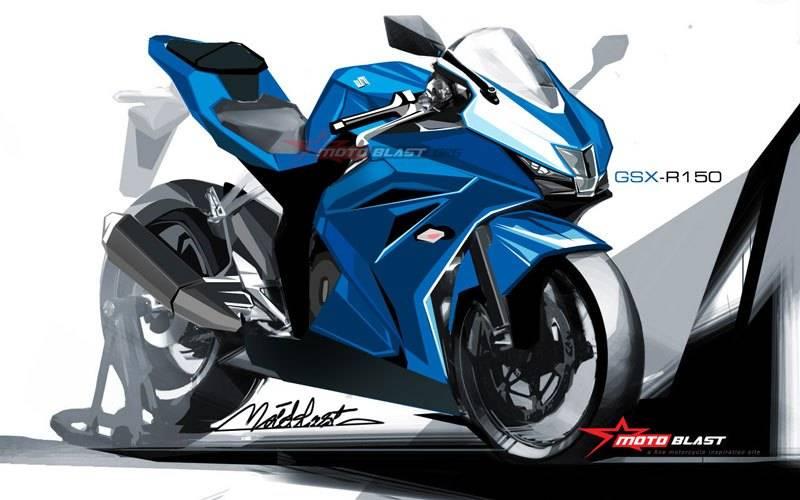 illustrasi-gsx-r150-karya-motoblast