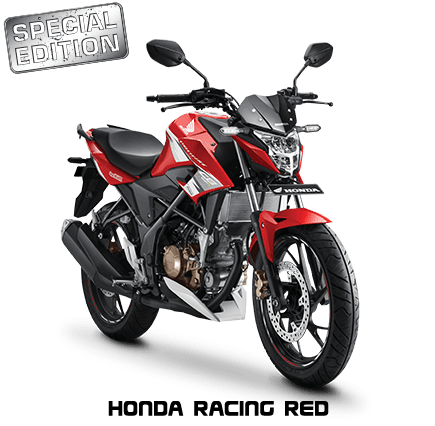 special edition cb150r racing red 2017