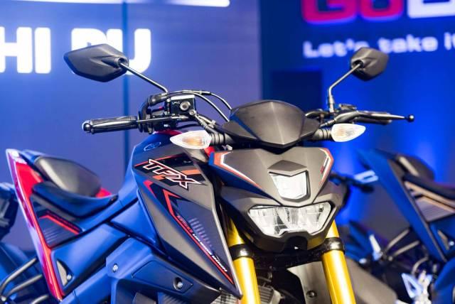 Yamaha TFX, Xabrenya orang Vietnam dan Filipina