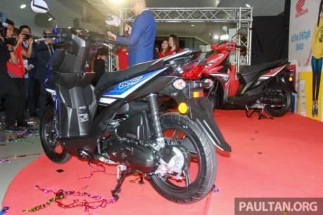 Honda Beat Malaysia, Pict : Paultan