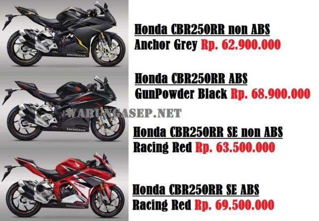 harga-resmi-honda-cbr250rr-warungasep