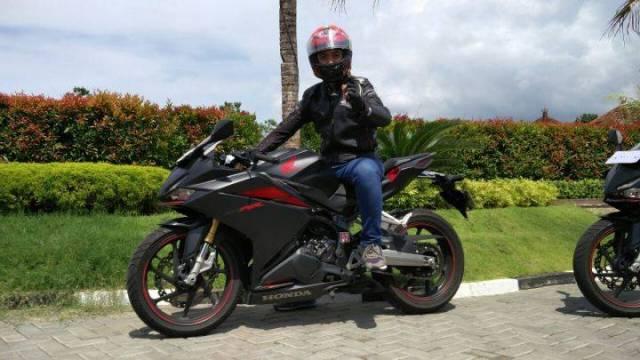 Honda CBR250RR Mbah Dukun