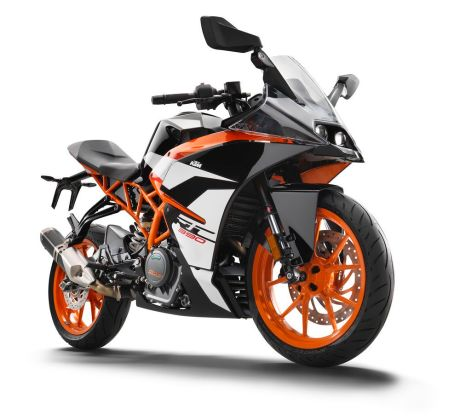 KTM RC 390 Facelift 2017