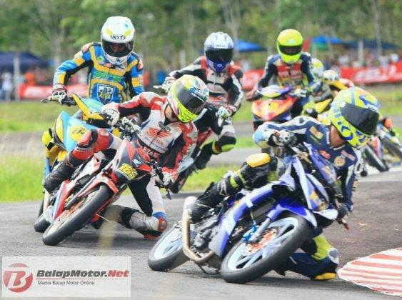Aryanto Yarzan Juara Region 4 2016 kelas MP1