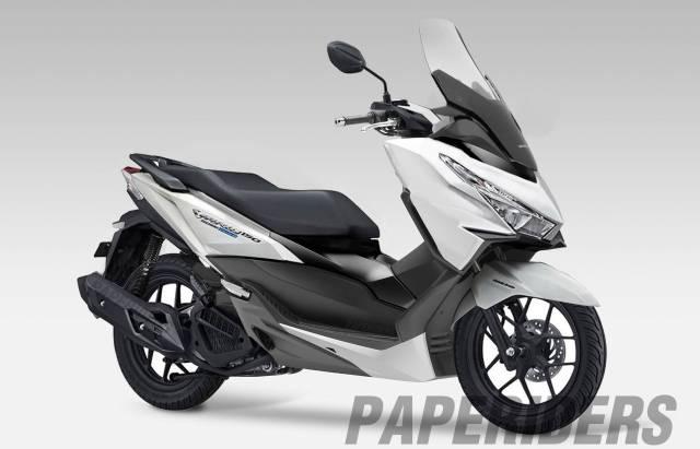 Illustrasi Honda Forza lokal. Pict Paperiders