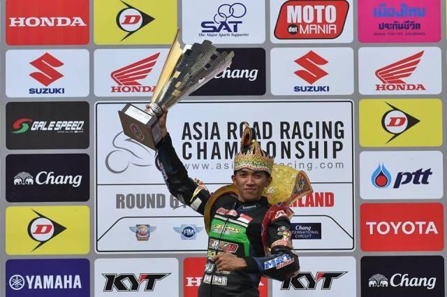 Wahyu Aji sang Gatot Kaca yang menjadi Juara ASIA