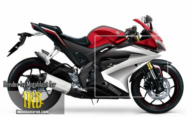 Renderan New R15 facelift Motoblast