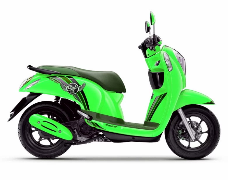 Warna Honda Skupi Hijau Jpg Jpg Warungasep