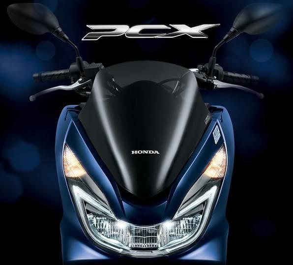 Honda pcx 2017 headlamp warungasep for 2017 honda pcx 150