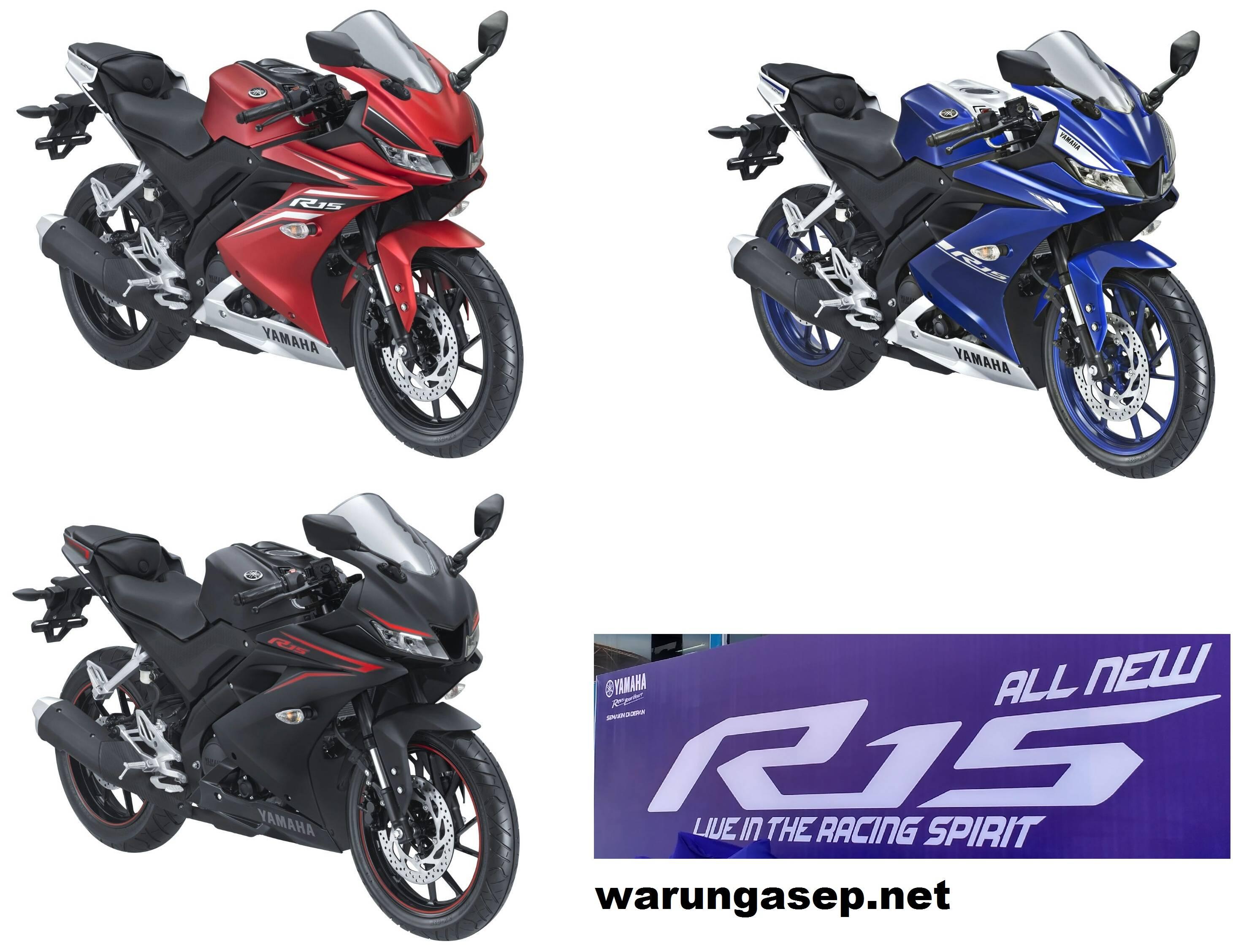 Gambar Motor Yamaha All New R15 2019 Galeriotto