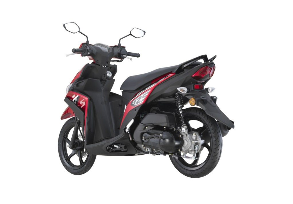 Yamaha Ego Solariz 2017 Mio M3 Versi Malaysia Dengan Lampu Sein