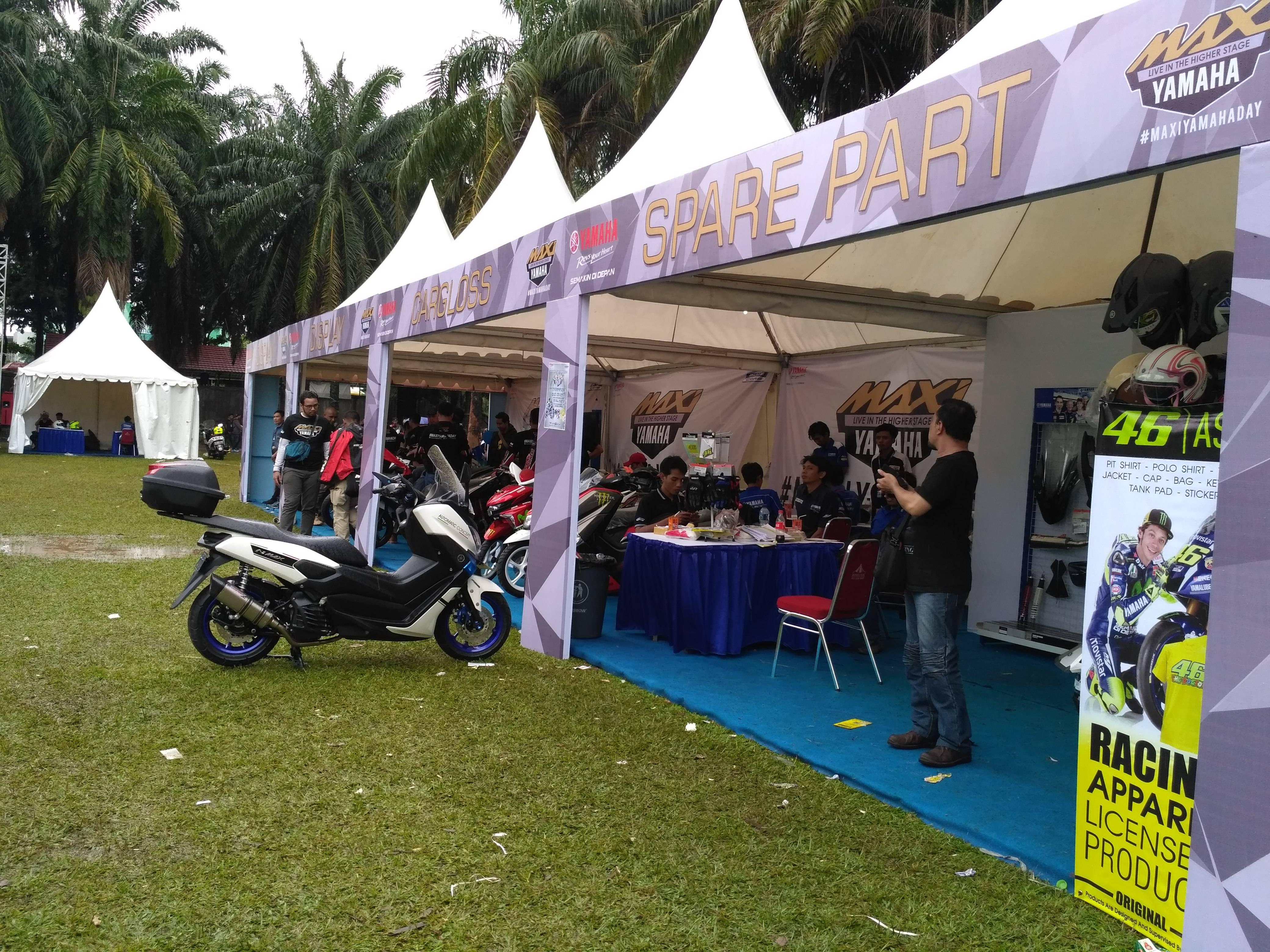 Maxi Yamaha Day di Taman Wiladatika Cibubur (6)